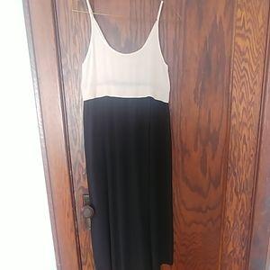 Sheer maxi dress from Aritzia size xxs